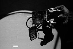 SEO specialist Groningen op fiets