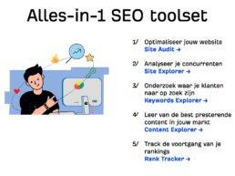 Ahrefs alles in 1 SEO tool