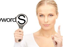 Keyword en anchor teksten